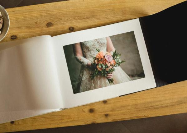 Album di Matrimonio con velina