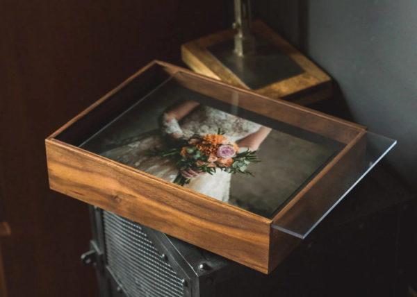 Album di Matrimonio in legno