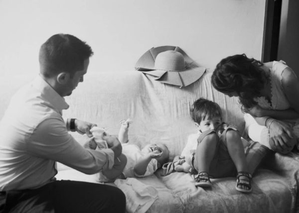 Anteprima Battesimo di Giulia Pini Personal Photographer