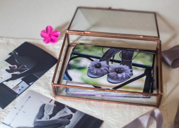 Costo album fotografico di Matrimonio in legno