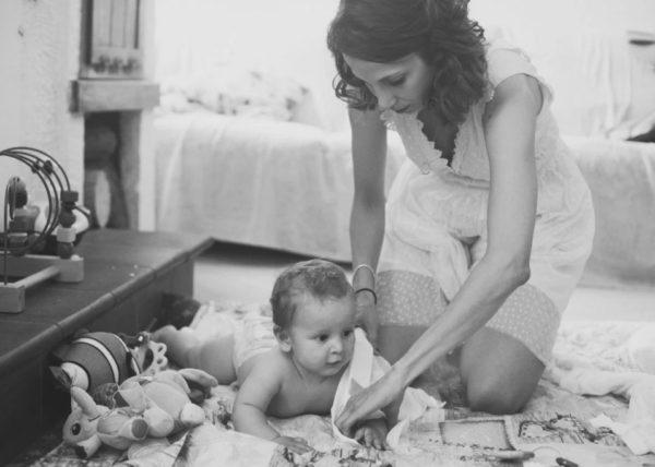 Foto del Battesimo di bimbe con Giulia Pini Personal Photographer