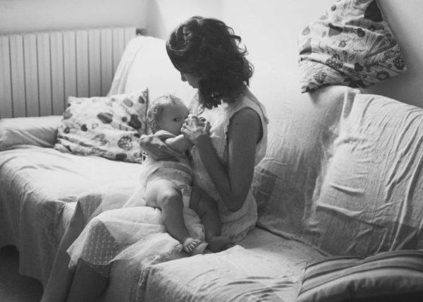 Foto per il Battesimo di un bambino con Giulia Pini Personal Photographer