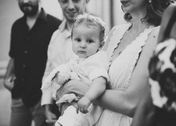 Foto per il Battesimo di una bimba con Giulia Pini Personal Photographer