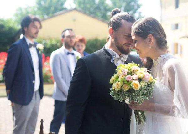 Fotografi nozze con stile reportage